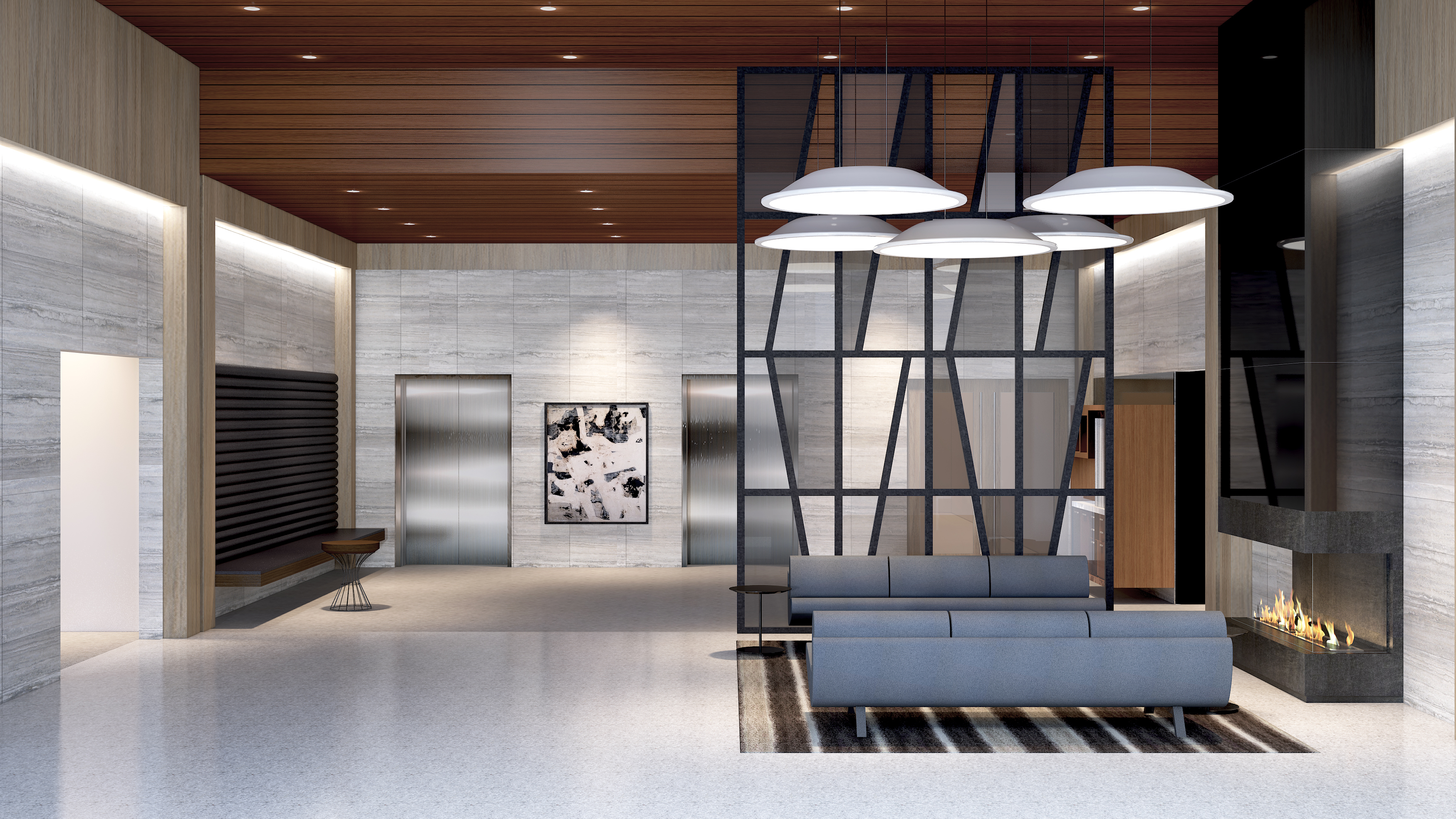 Long Narrow Bedroom Interior Design