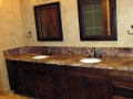 Grapevine Residence bathroom