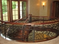 Grapevine Residence top stairs