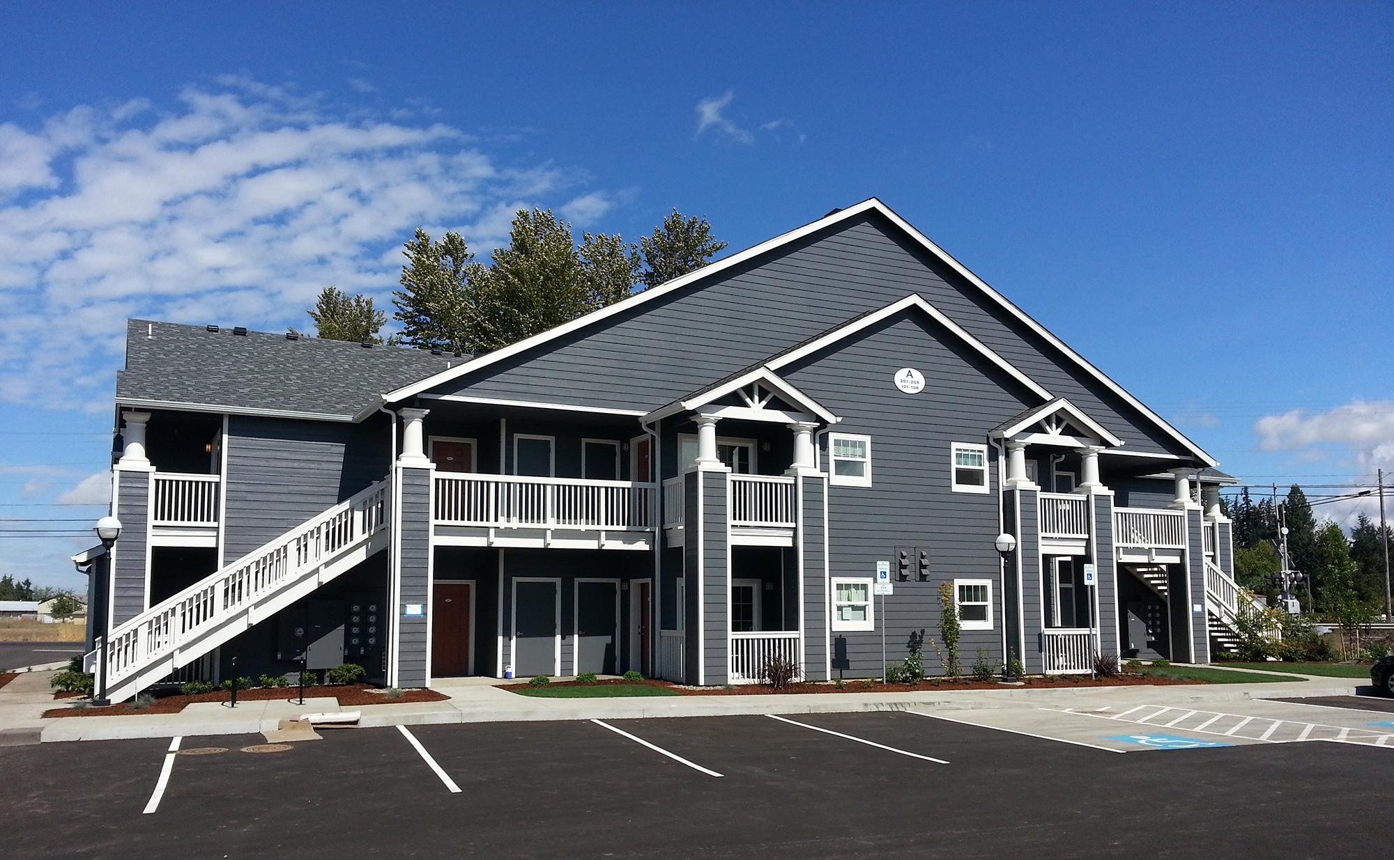 Multi Family Housing | Studio 3 Architecture Salem, Oregon